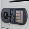"""14"""" Home Office Electronic Digital Safe with Drop Slot"""