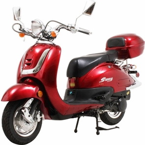 150cc gas scooter vespa style street legal california too autos post. Black Bedroom Furniture Sets. Home Design Ideas