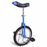 16 inch Wheel Unicycle Blue