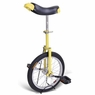 16 inch Wheel Unicycle Yellow