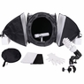 "16"" Photo Cube Lighting Tent Kit w/ Backdrop Softbox"