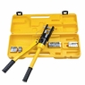 16 Ton 11 Dies Hydraulic Wire Terminal Battery Cable Crimper