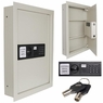 16x4x22 inch Home Office Security Electronic Digital Wall Safe I