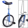 18 inch Wheel Unicycle Blue