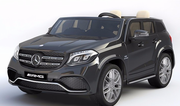 Magic Cars� BIG AMG Class Mercedes Benz 2 Seater Ride On Car With Parental Control For Kids 4X4 SUV W/Leather Seat