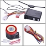 2 Way 2 Remotes Sensor Security System Car Alarm Motorcycle