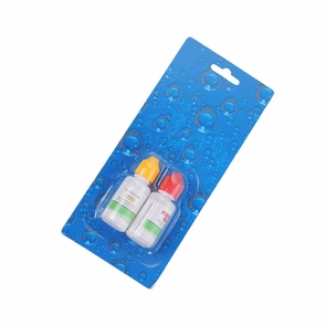 2-Way Pool Spa Water Test Reagent Kit For Chlorine pH