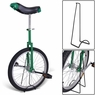 20 inch Wheel Unicycle Green