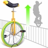 20 inch Wheel Unicycle Lemon