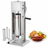 20LB Commercial SS Vertical Sausage Stuffer with 2 Speeds