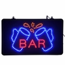 22x13 inch BAR Window Flashing LED Display Sign