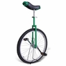 24 inch Wheel Unicycle Green