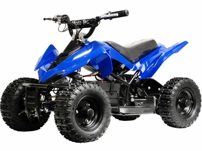 24 Volt Electric ATV QUAD Battery Ride On Toy - On/Off Road
