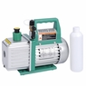 3 CFM 2 Stage AC Refrigerant Air Condition Vacuum Pump Green