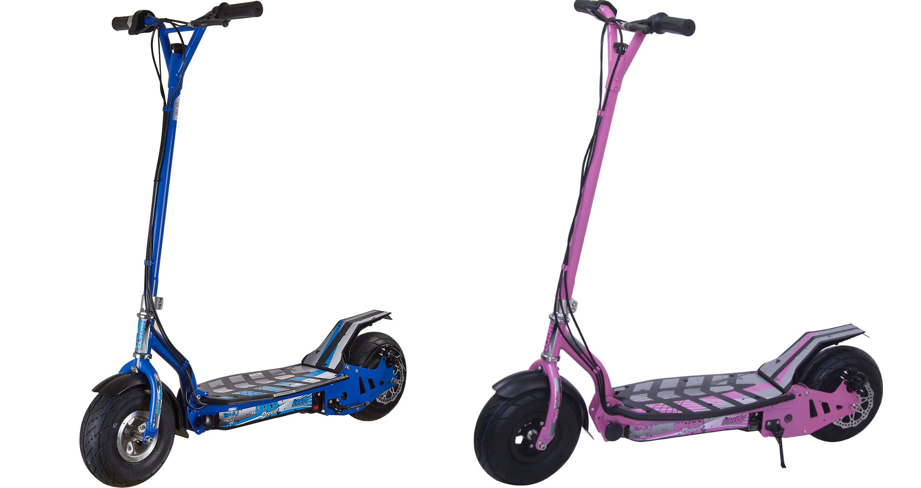 300 Watt 24 Volt Comp Electric Scooter For Children And Adults
