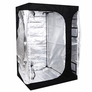35x24x53 inch 2in1 Reflective Interior Hydroponic Grow Tent