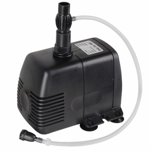 370GPH Submersible Pump Water Filer for Hydropoinics