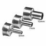 3X Soldering Nozzles For Hot Air Gun SMD Rework Station
