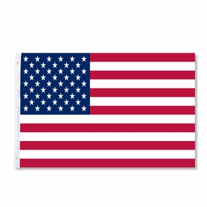 3x5 ft US American Flag Star Stripe w/ Grommet For Flagpole