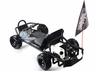 49.9cc Gas Powered Go Kart - Awesome Racing Fun On And Off Road