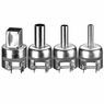 4X Soldering Nozzles For Hot Air Gun SMD Rework Station