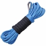 """50'x 1/4"""" Synthetic Winch Rope Cable 5250 lbs"""