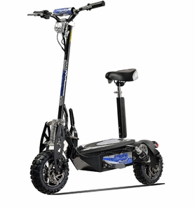 Fastest most powerful electric scooter w best motor for Most powerful electric motor