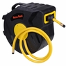 50ft 1/4in Retractable Air Hose Reel Wall Mount Auto Rewind
