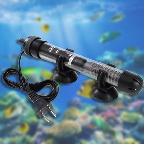 50W Fish Tank Aquarium Shatterproof Glass Submersible Heater