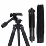 "58"" 3-Section Aluminum Tripod DSLR Camcorder Stand w/ Ball Head"