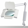 5x Mag Desk Swing Arm Lamp Magnifier with Clamp