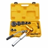 6 ton 6 Dies Hydraulic Knockout Punch Driver Tool Kit