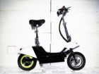 600 Watt 36 Volt Comp Electric Scooter W/Suspension Key Ignition