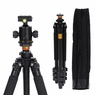 """62"""" 4-Section Aluminum Tripod DSLR Camcorder Stand w/ Ball Head"""
