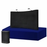 8'x5' Pop Up Table Top Trade Show Display Booth w/ Counter