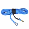 """92' x 2/5"""" Synthetic Winch Rope Cable 17500 lbs"""
