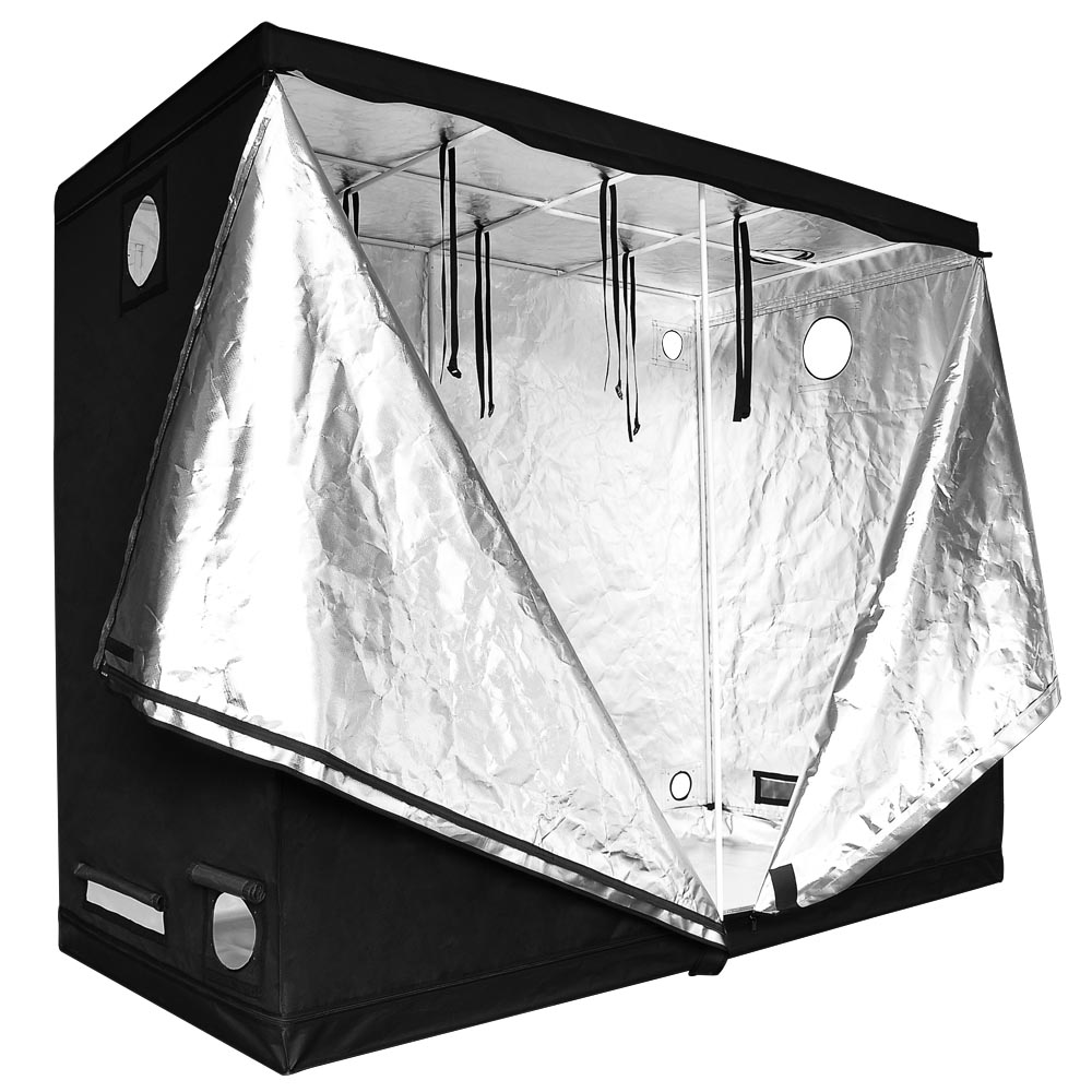 sc 1 st  Trend Times & 96x48x78 Inch Hydroponics Indoor Reflective Mylar Grow Tent