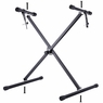 Adjustable X-Style Musical Electric Keyboard Stand