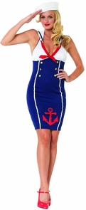 Ahoy There Hottie Xlarge Costume