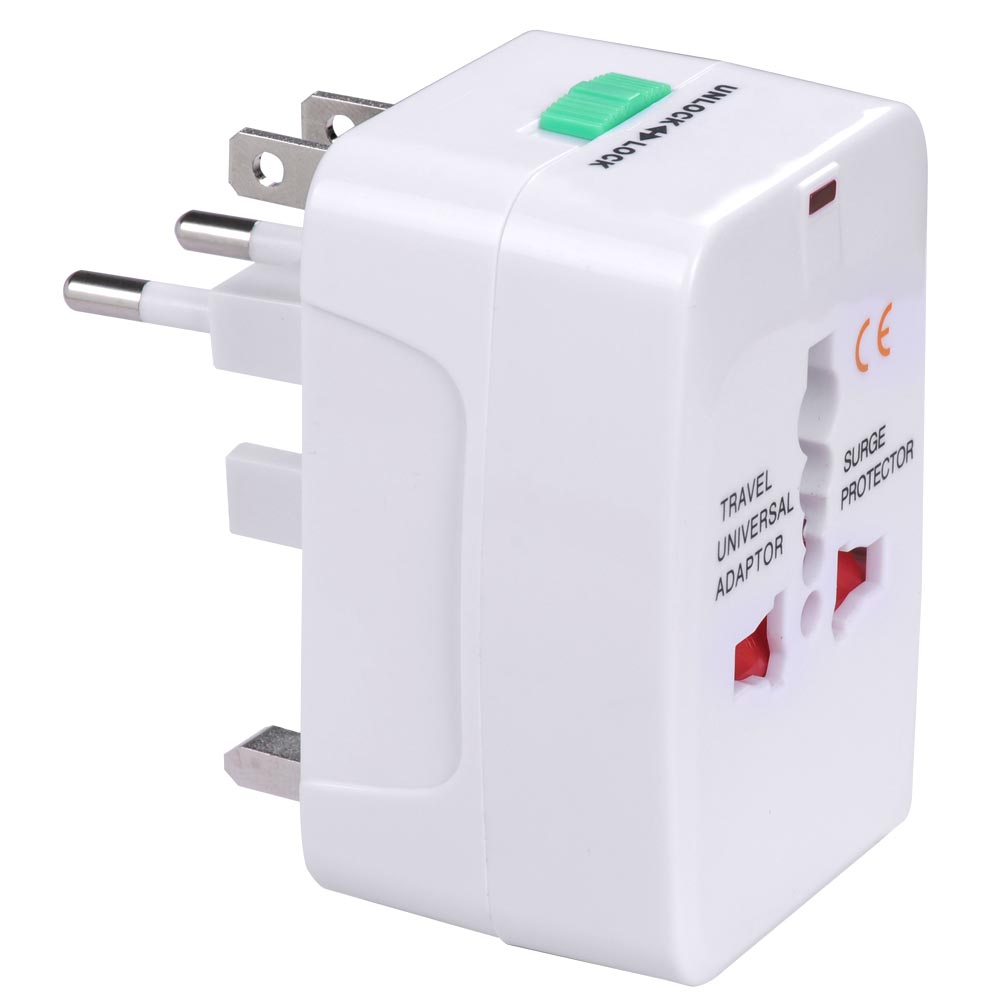 All-in-one Universal Travel Adapter AC Power Adapter (001-8333) photo