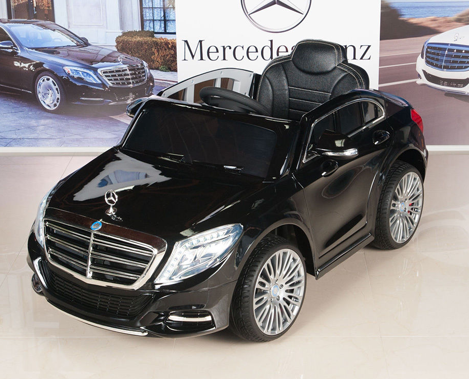Magic Cars Electric Mercedes Benz Maybach 600 Class Benz Ride On