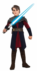 Anakin Skywalker Dlx Child Sml Costume