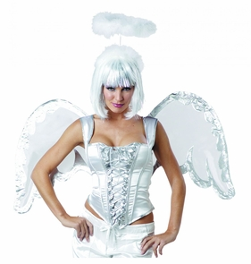 Angel Club Accessory Kit Costume