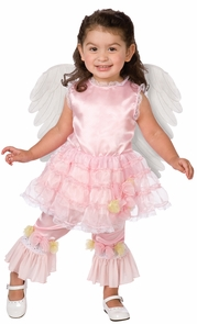 Angel Lilac Toddler 3-4 Costume