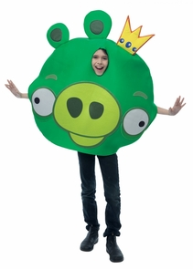 Angry Birds King Pig Child Costume