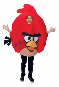 Angry Birds Red Child Costume