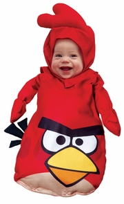 Angry Birds Red Infant 0-9 Costume