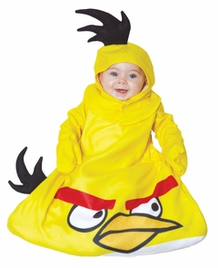 Angry Birds Yellow Infant 0-9 Costume