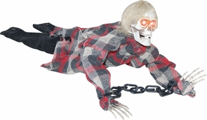 Animated Reaper In Chains Costume