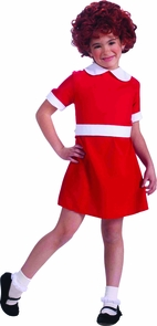 Annie Child Md 8-10 Costume